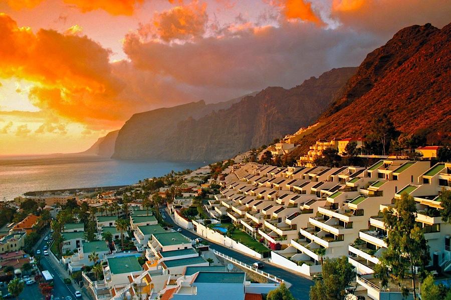 Туристическая столица Канарских островов
