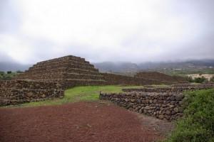 Парк пирамид города Гуимар