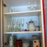 Посуда в апартаменте Парк Рояль 1