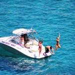 Прыжки с катера